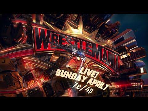 Mi WrestleMania 35 Ideal / Warge #WrestleMania