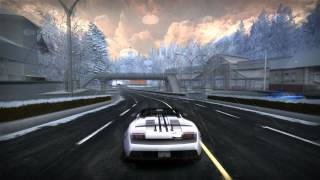 Need for Speed Most Wanted Snow Mod