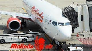 Malindo Air   737-800   Bangkok to Kuala Lumpur