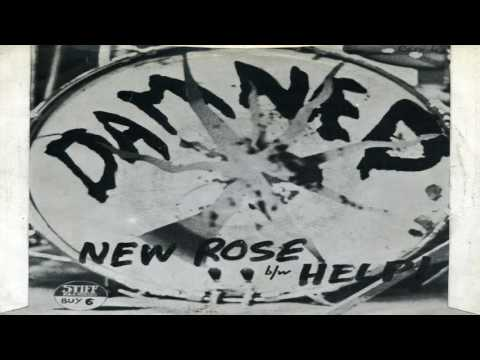 the Damned  New Rose 1976 Single