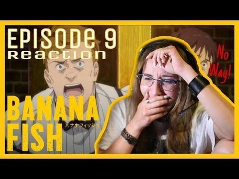 Download Banana Fish - Episode 9 Reaction