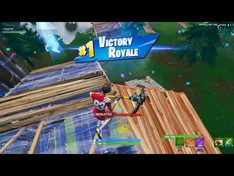 High Kill Solo Win Aggressive Full Gameplay Season X (Fortnite Ps4 Controller)