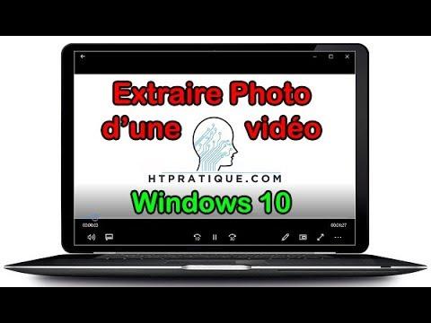 Comment extraire une image d 39 une vid o sous windows 10 - Comment appliquer une sous couche ...