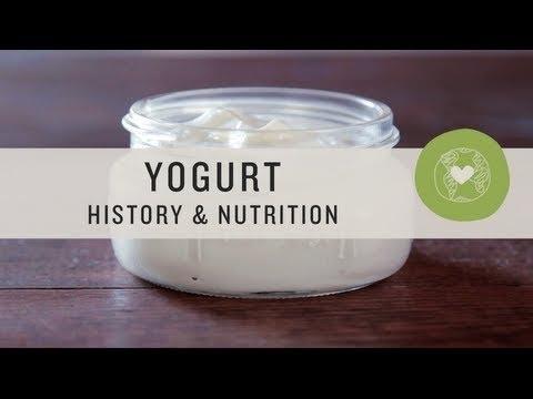 Superfoods - Yogurt: History & Nutrition
