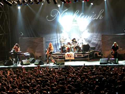 Nightwish Symphony of Destruction ,  in Buenos Aires