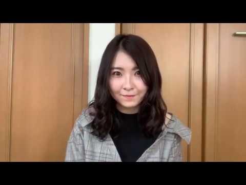 SKE48(チームS)・杉山 愛佳より、新型コロナウイルスと最前線で戦う全ての医療従事者の皆さまへ感謝のメッセージです。 #杉山愛佳 #医療従事...