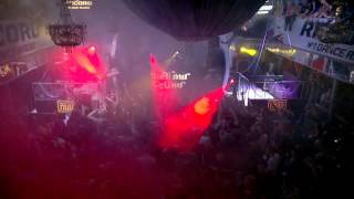 Yellow Claw - Dj Turn It Up & Turn Down For What [TWERK Show] (Live in SPB, 12.06.14)