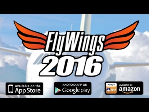 Flight Simulator Flywings 2016 Trailer Youtube