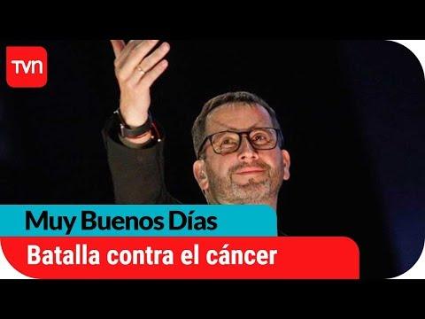 Eduardo Fuentes inicia batalla contra el cáncer y hoy será intervenido  Muy buenos días