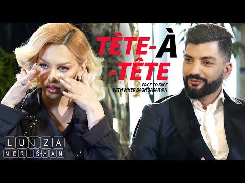 Tete A Tete 14 Լուիզա Ներսիսյանը` Հրանտ Թոխատյանի հետ հարաբերությունների, Women's Club-ի մասին