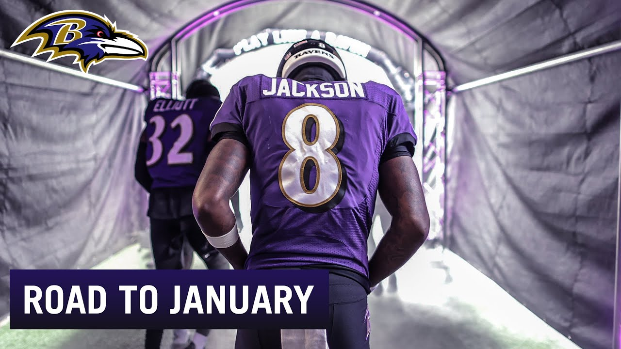 The Road Back To January | Baltimore Ravens – Baltimore Ravens