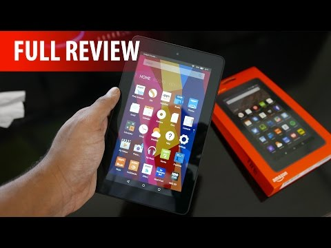 Amazon $50 Fire 7 Tablet Review (2015) - Best Budget Android Tablet?