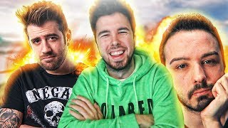 Auronplay, 8cho y Willyrex | EL MEJOR ESCUADRÓN!