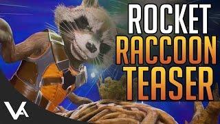 Marvel Vs Capcom Infinite - Rocket Raccoon Teaser Trailer! Gameplay Reveal For MVCI
