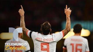 ¡No te preocupes España! El Paco Alcácer que no quiso el Barcelona | Más Fútbol | Telemundo Deportes