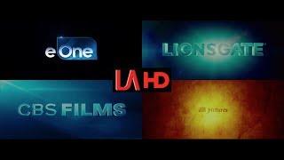 Entertainment One Lionsgate Cbs Films Db Films