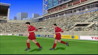 FIFA 2005 PS1 Gameplay HD
