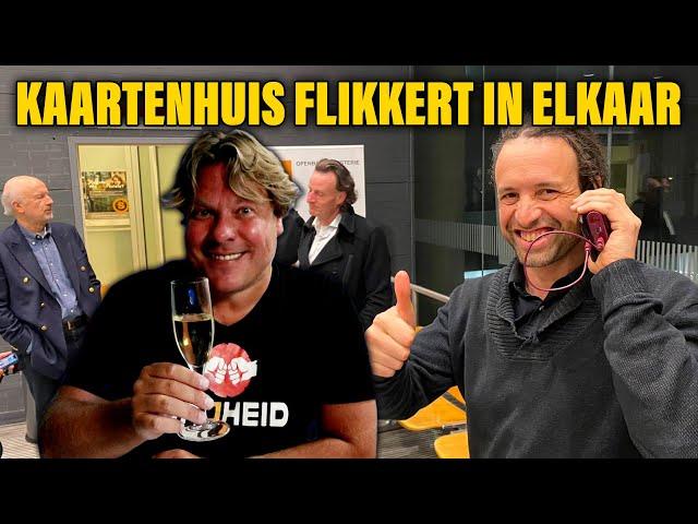 KAARTENHUIS FLIKKERT IN ELKAAR - DE JENSEN SHOW #303