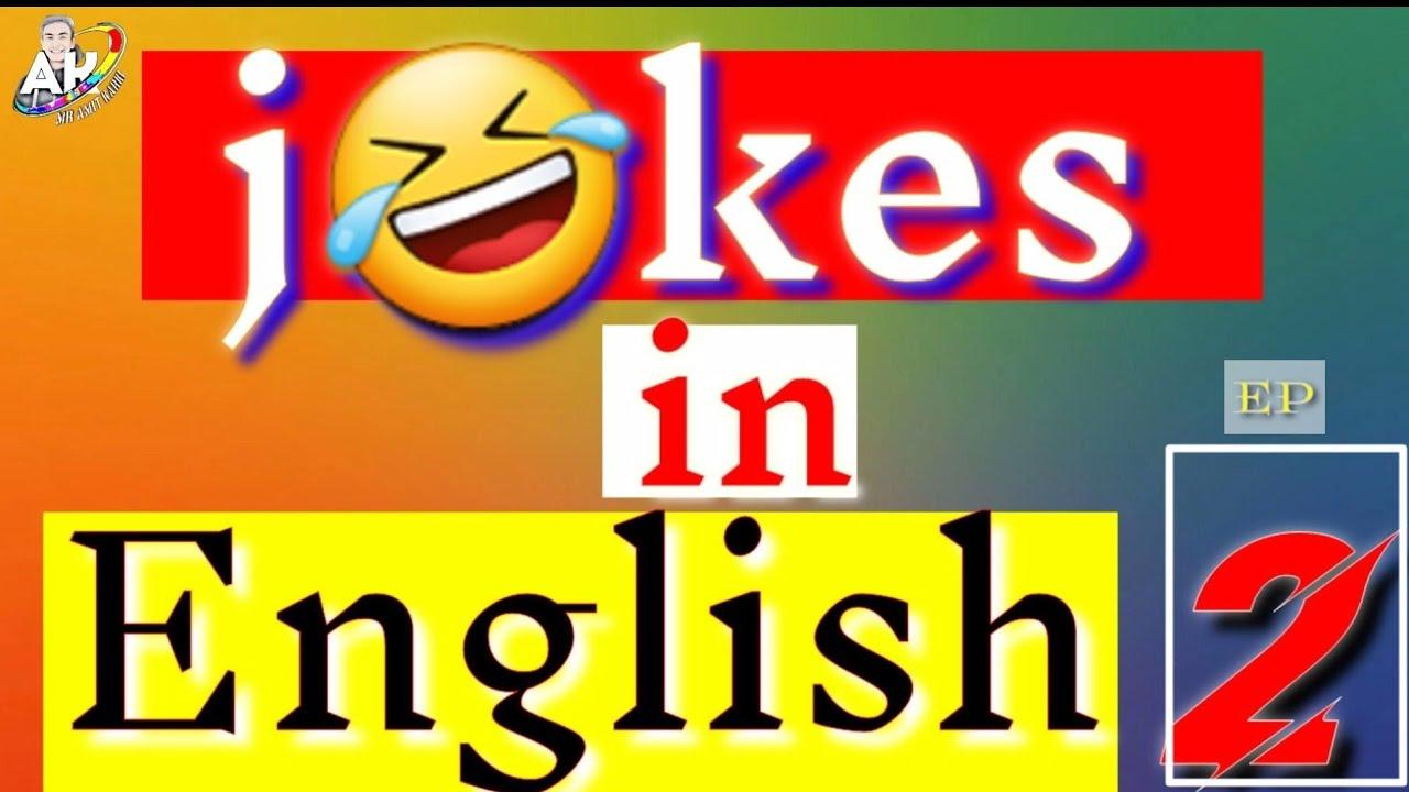 Nice jokes in english