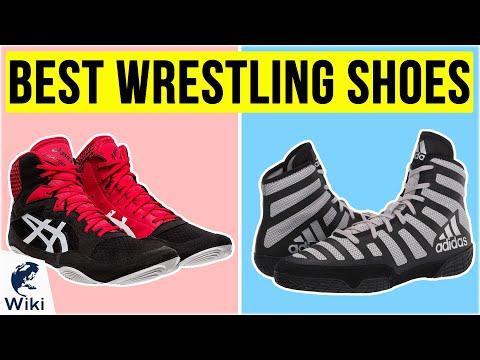 10 Best Wrestling Shoes 2020