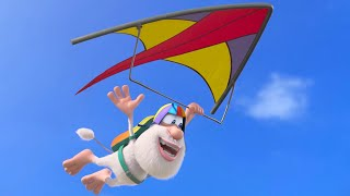 Booba 🛩️ All Booba's FLIGHTS 🦋✈️🦅 Compilation - Funny cartoons for kids - Booba ToonsTV