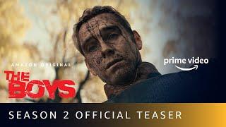 The Boys Season 2 Coming 2020    Amazon Prime Video