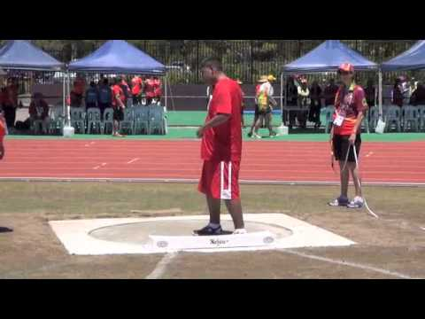 Day2 SOAS Asia Pacific Games Highlights Shotput