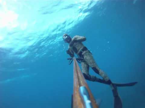 Spearfishing Hawaii Dot Com First Video