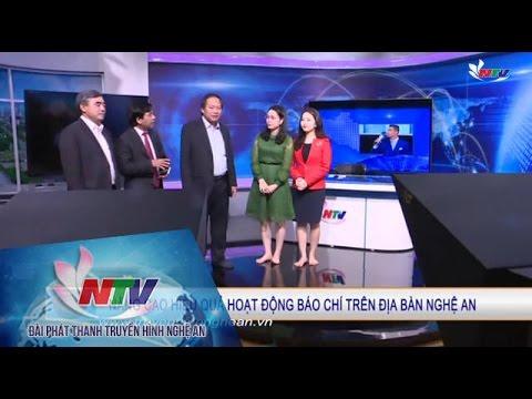 Bộ trưởng Trương Minh Tuấn thăm và làm việc tại Nghệ An