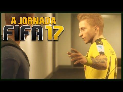 JOGANDO CONTRA OS ÍDOLOS!!  - FIFA 17 - The Journey - PARTE #3