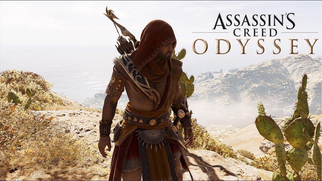 Assassin S Creed Odyssey Artemis Set Showcase Youtube