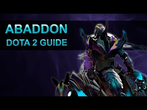 видео: dota 2 гайд: abaddon