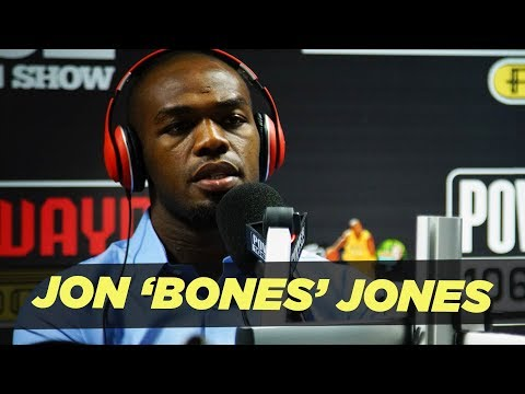 "Jon ""Bones"" Jones Says He'll Take Down Cormier By Submission or TKO"