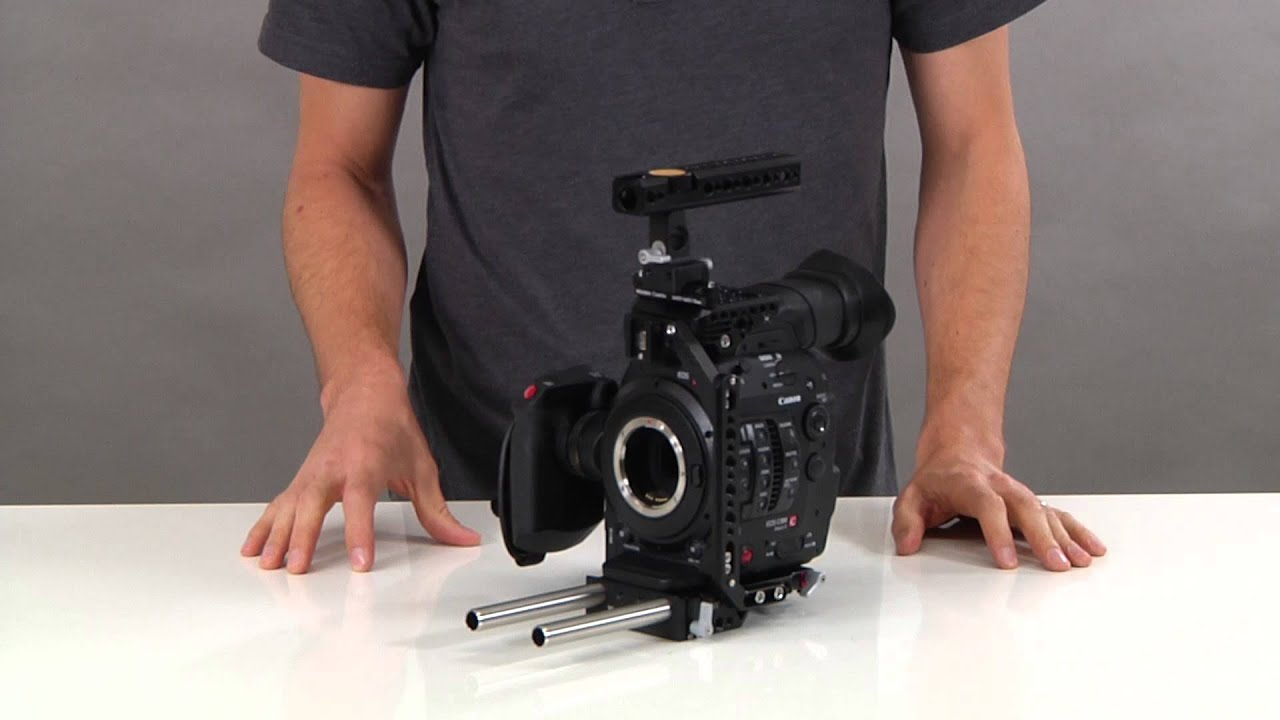 Canon C300mkII Accessory Kits