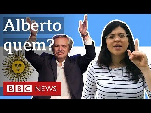 Quem é Alberto