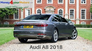 Audi A8 Road Test and Review 2018