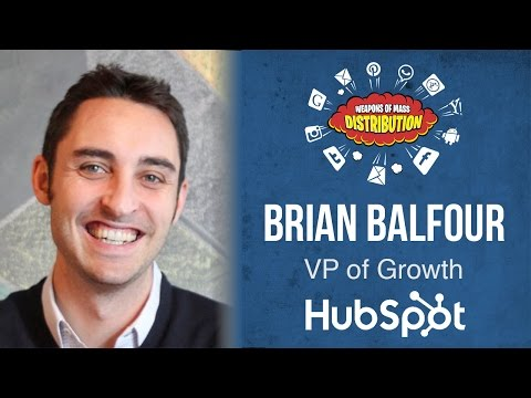 """[WMD 2015] HubSpot, Brian Balfour """"Growth Is Good, But Retention Is 4+Ever"""""""