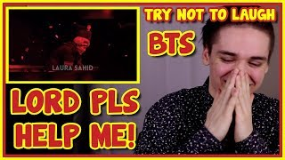 HARDEST BTS TRY NOT TO LAUGH CHALLENGE #2 [BTS CRACK]
