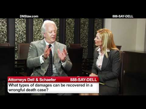 Florida Wrongful Death Attorneys Video