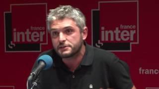 Daech et la CGT, la drôle humeur de Pierre-Emmanuel Barré