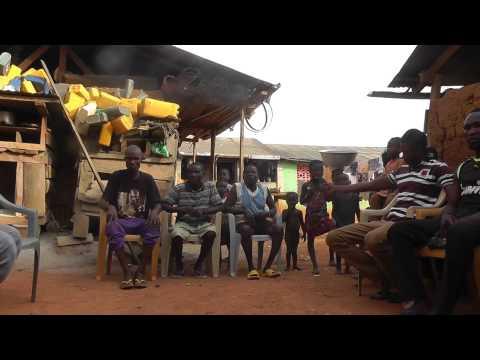 Ghana Urlaub 2014