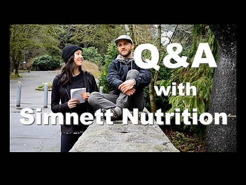 Q&A - Simnett Nutrition - Protein, building muscle, legs, supplements, workouts and MORE!