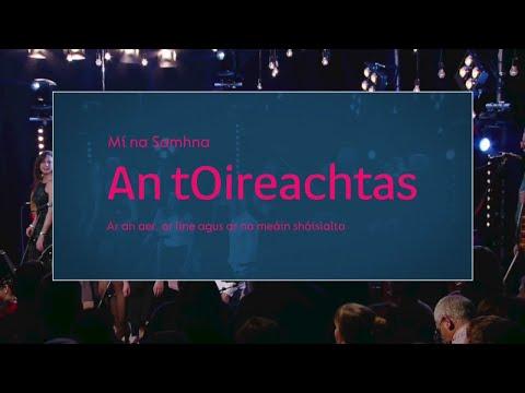 Oireachtas na Samhna | 2-4/11/17 | TG4