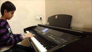 My Heart Will Go On - Titanic Theme Song - Piano Cover - Kashyap Iyengar