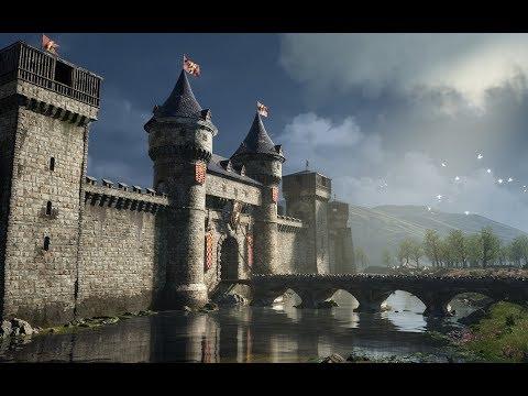 Как строили замки
