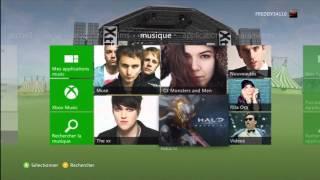XBOX - Mise a jour : Nouvel interface Xbox 360