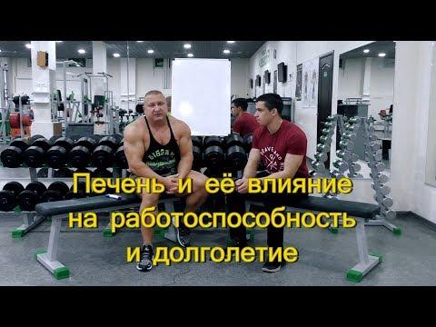 Печень - спортивная работоспособность и долголетие. Часть-1
