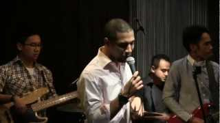 Marcell ft. Indra Lesmana - King of Wishful Thinking @ Mostly Jazz 12/10/12 [HD]