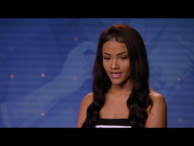 Kadiatou Holm Keita - Jealous av Labrinth (hela audition 2018) - Idol Sverige (TV4)