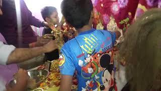 Playing Holi with Lord Jagannath